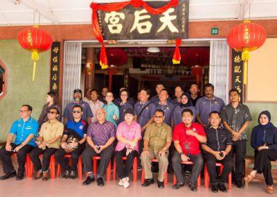 visit tianhou temple