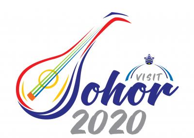 LOGO VISIT JOHOR 2020