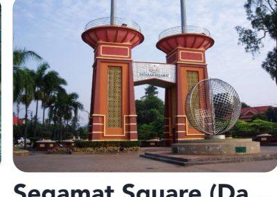 segamat square
